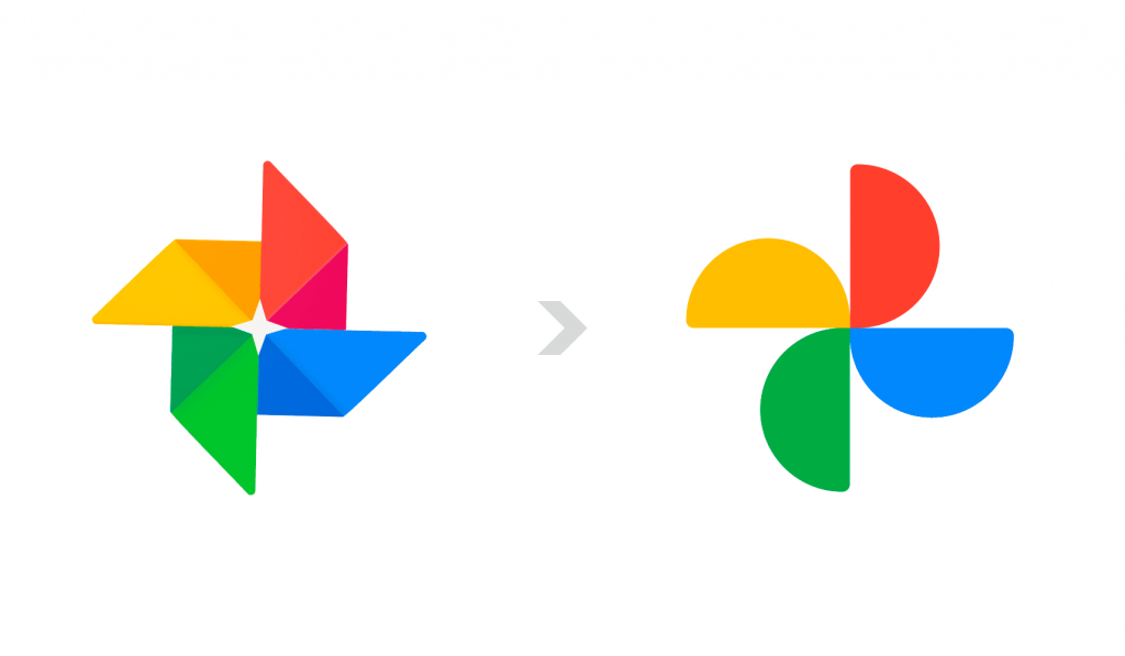 Google Photos Redesign