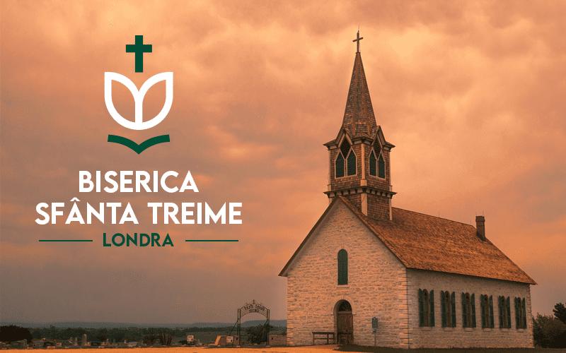 Biserica Sfanta Treime logotipo