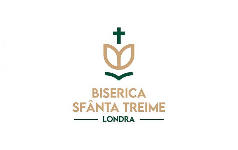 Biserica Sfânta Treime - Logotipo