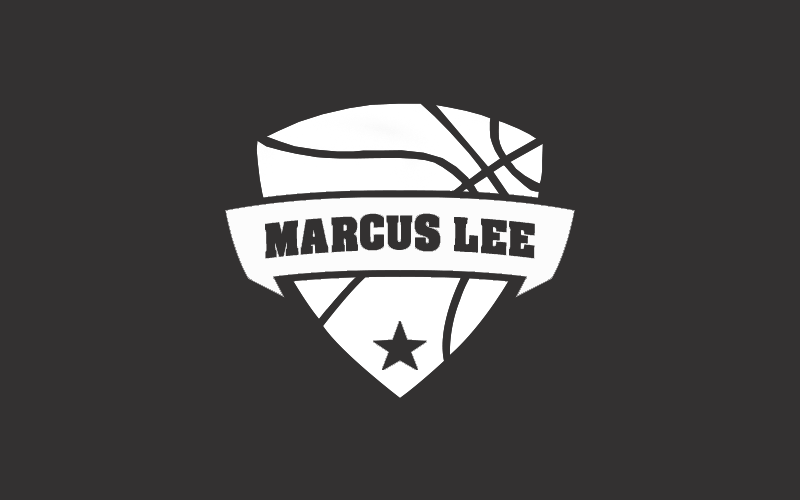 Marcus Lee Logo White