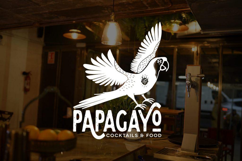 Papagayo Barcelona - Portfolio