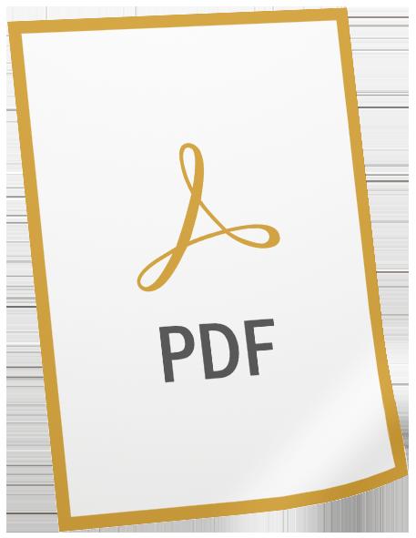 PDF subvención