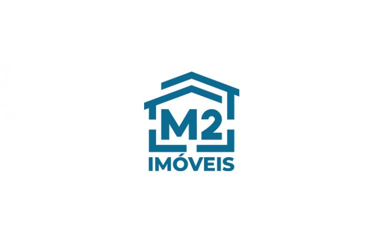 M2 Imóveis - Logotipo