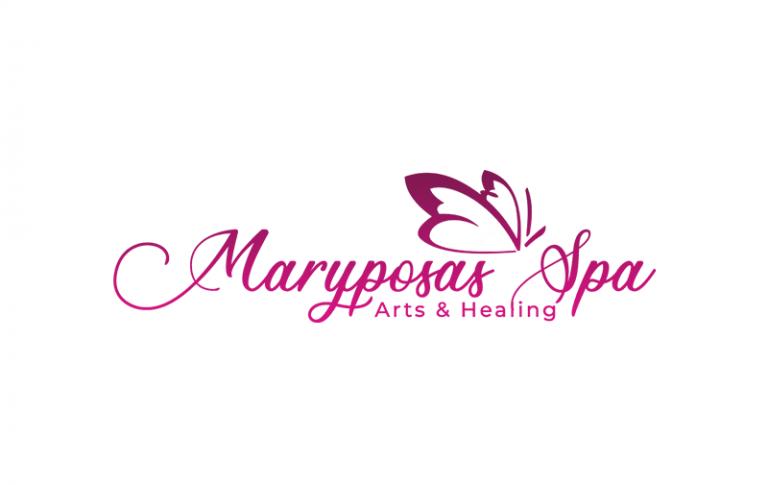 Maryposas Spa - Logotipo