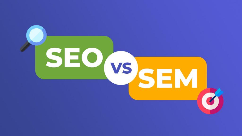 SEO vs SEM - ¿cual es la mejor estrategia?
