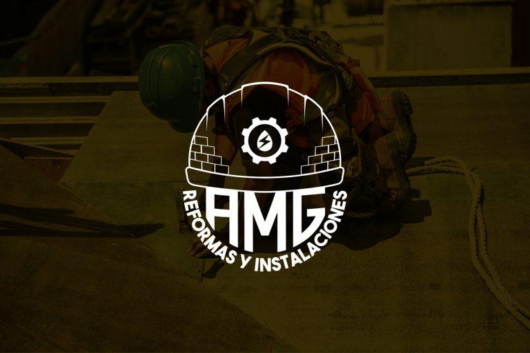 Logo reformas y construcciones